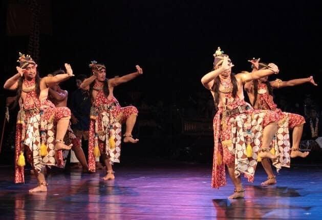 Tarian Daerah Yogyakarta